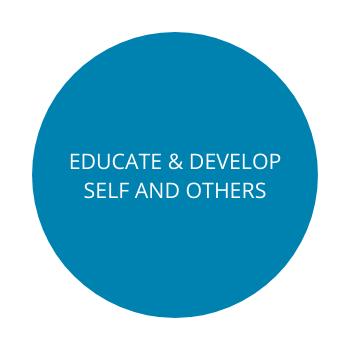 Educate & Develop